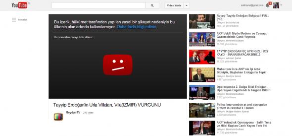 tayyip youtube