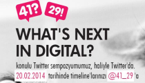 41! 29!'dan Twitter Üzerinde Sempozyum Projesi
