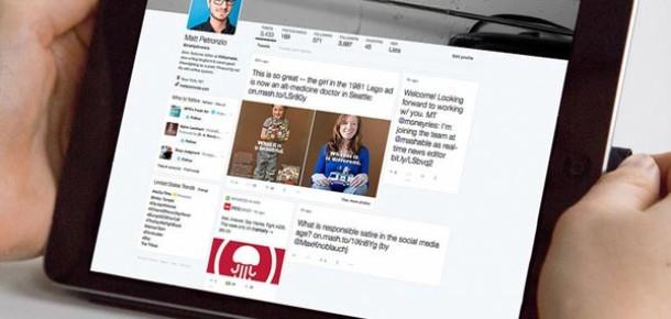 Twitter Arayüzünü Facebook'a Benzetecek Yeni Bir Tasarım Test Ediyor