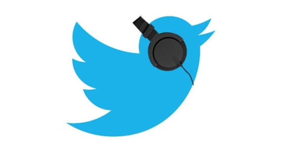 Twitter Kullanıcı Verilerini Müzik Endüstrisine Açıyor