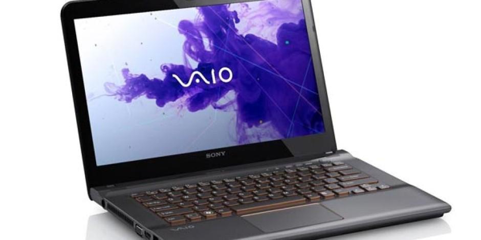 Vaio'yu Satmaya Hazırlanan Sony, PC Pazarına Veda Ediyor