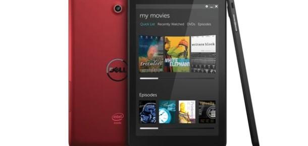 Dell, Android'li İlk Tabletini Türkiye'de Piyasaya Sürüyor