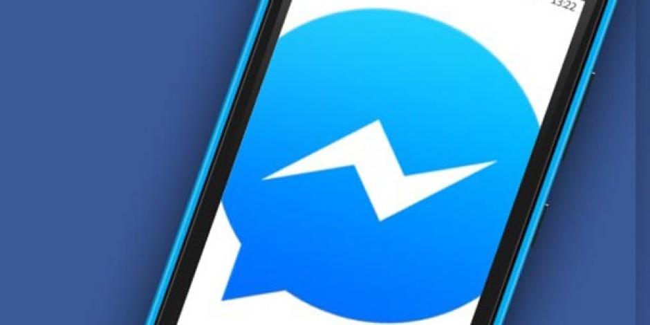 Facebook Messenger'ın Windows Phone Uygulaması Yayınlandı