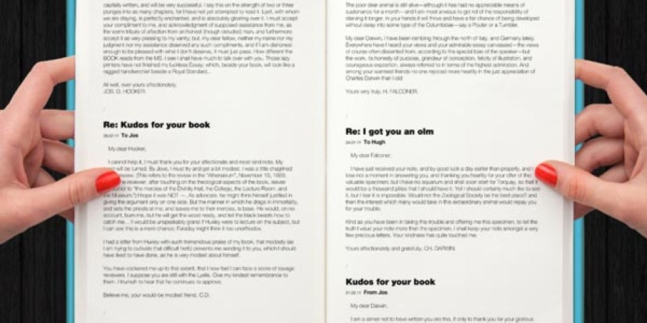 Memeoirs, Facebook Mesajlaşmalarınızı Kitaba Dönüştürüyor