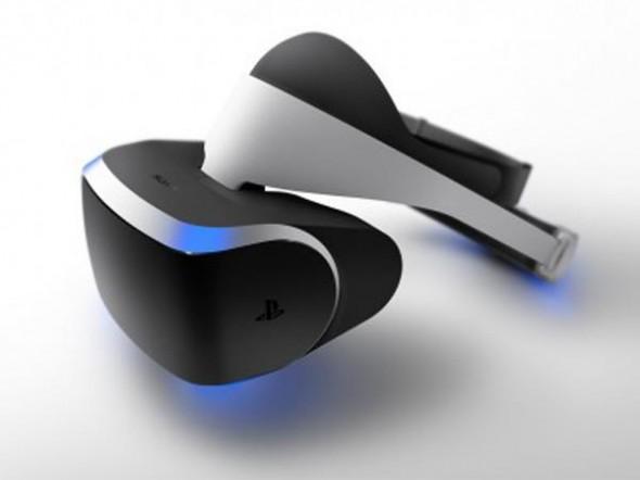 Sony'den Oculus Rift'e Rakip Sanal Gerçeklik Cihazı: Project Morpheus