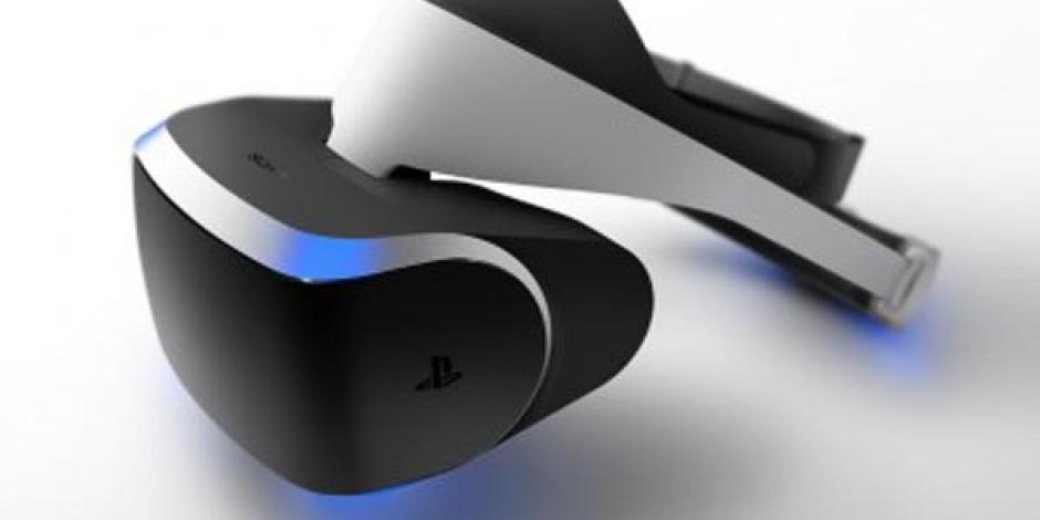 Sony'den PS4 İçin Oculus Rift'e Rakip Sanal Gerçeklik Cihazı: Project Morpheus