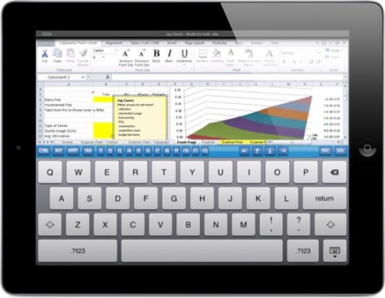Office-365-iPad