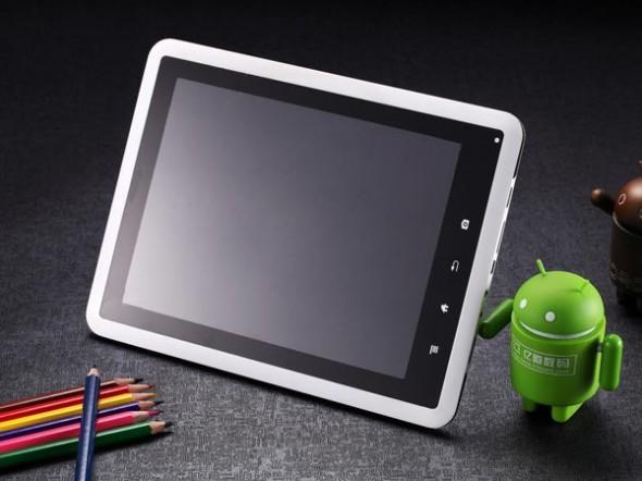 Android Tablet Satışları İlk Defa iPad'i Geçti