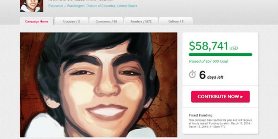Berkin Elvan İçin 36 Saatte 59 Bin Dolar Toplandı