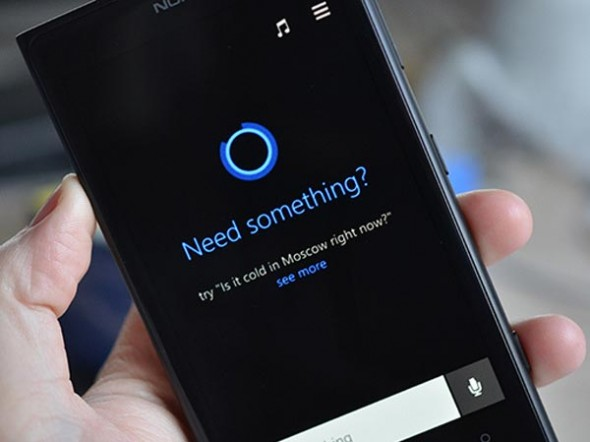 Microsoft'un Siri'ye Cevabı Cortana'nın İlk Görüntüleri Ortaya Çıktı