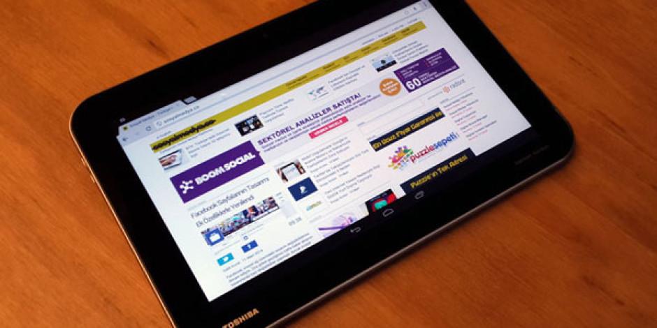 Toshiba Excite Pro 10.1 İncelemesi
