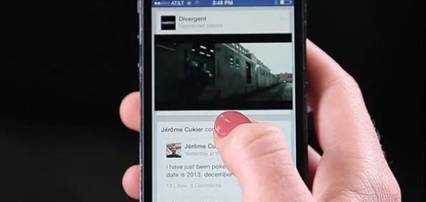 Facebook Otomatik Açılan Video Reklamları Sonunda Hayata Geçirdi