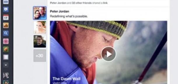 Facebook Tasarım Değişikliğinden Vazgeçti: Çünkü Ekranlarınız Küçük