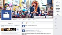Facebook Sayfalarının Tasarımı Ek Özelliklerle Yenilendi