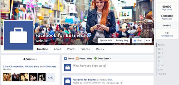 Facebook Tüyoları: Yakında Sunulacak Yeni Sayfa Tasarımı Hakkında Bilinmesi Gerekenler