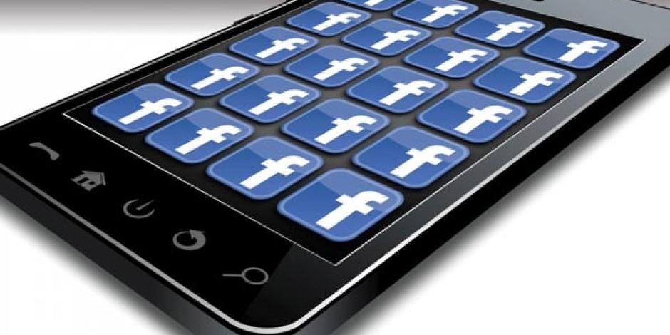 2013'te %105 Büyüyen Mobil Reklam Pazarında Facebook Google'ı Zorluyor
