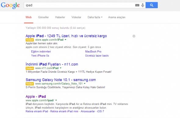 google-tasarim