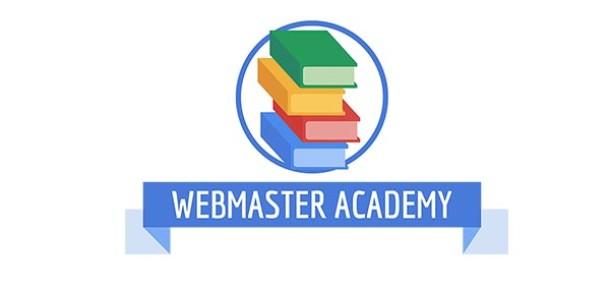 Google, Online Eğitim Programı Webmaster Academy'yi Yeniden Duyurdu