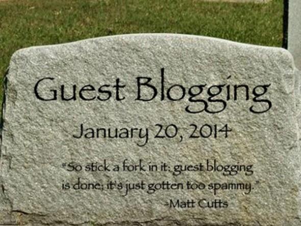 Google, Konuk Yazar Blog Ağlarına Savaş Açtı
