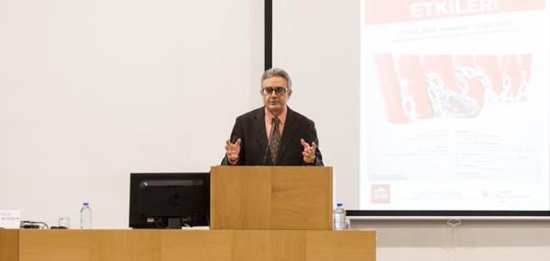 Bilgi Üniversitesi'nde Yeni İnternet Yasası ve Etkileri Tartışıldı
