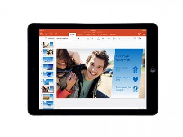Microsoft Office'in iPad Versiyonu Yayınladı: Mobil Versiyonları Ücretsiz Yaptı
