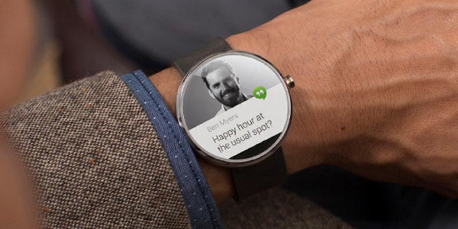 Google'ın Giyilebilir Cihaz Devrimi Android Wear İle Başladı