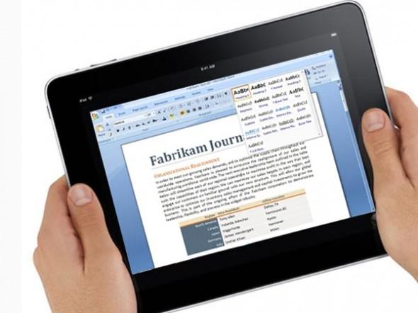 Office 365'in iPad Versiyonu Nihayet Önümüzdeki Hafta Tanıtılıyor