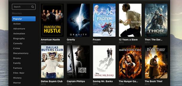 Popcorn Time: Netflix Tadında Torrent Uygulaması