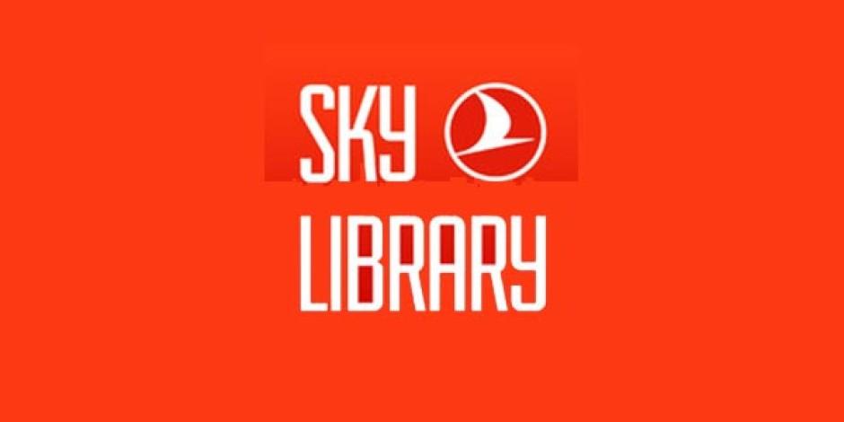 THY'den Ücretsiz Dijital Kütüphane Uygulaması: Sky Library