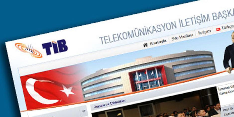 TİB'in 2012 Yılına Kadarki Dijital Arşivi Silindi İddiası