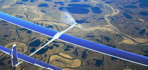 Facebook, İnsansız Hava Araçlarıyla İnternet Erişimi Sağlamayı Planlıyor