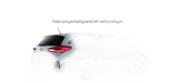 Toyota Türkiye'den Twitter'da Görsel Yaratıcılığa Güzel Bir Örnek