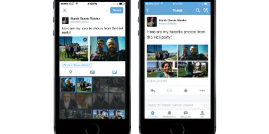 Twitter'a Fotoğraf Etiketleme ve Kolaj Oluşturma Özelliği Geldi