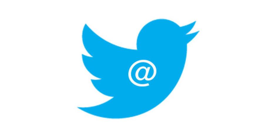 """Twitter, Mention'lardaki """"@"""" İşaretini Kaldırmaya Hazırlanıyor"""