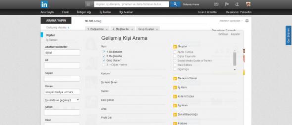 Arama-LinkedIn
