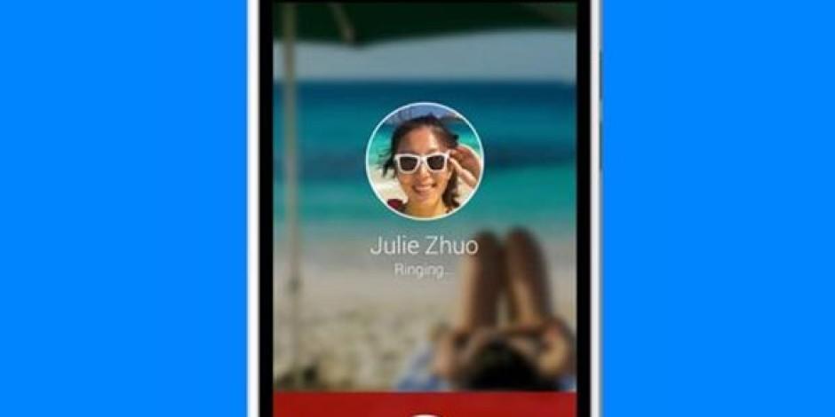 Facebook Messenger İle Artık Sesli Görüşme Yapabilmek Mümkün
