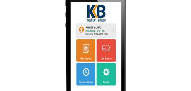 Kredi Kayıt Bürosu'ndan Kredi Takibini Kolaylaştıran Uygulama: KKB Mobil