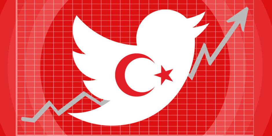 Türkiye'de en fazla takipçiye sahip 30 Twitter hesabı