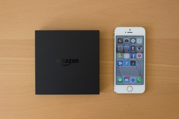 Amazon Fire TV iPhone