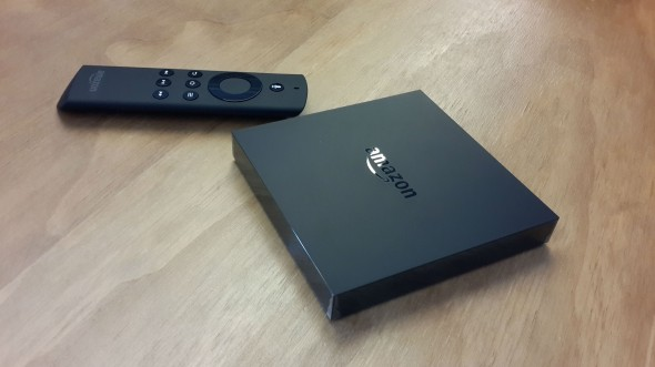 Amazon Fire TV ve Kumanda
