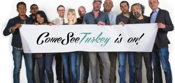 20 Ünlü Instagram Fotoğrafçısı Türkiye'yi Geziyor: #ComeSeeTurkey