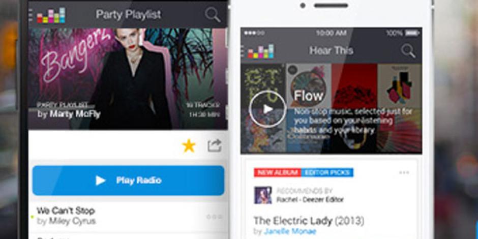 Spotify'ın Ardından Deezer da Mobilde Ücretsiz Modele Geçiyor