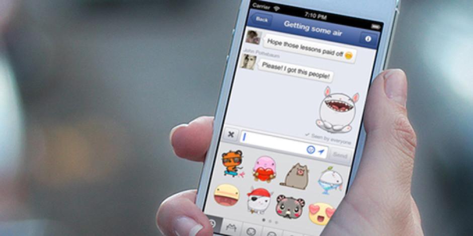 Facebook Messenger Yeni Güncellemeyle Anlık Fotoğraf Paylaşımına Odaklanıyor