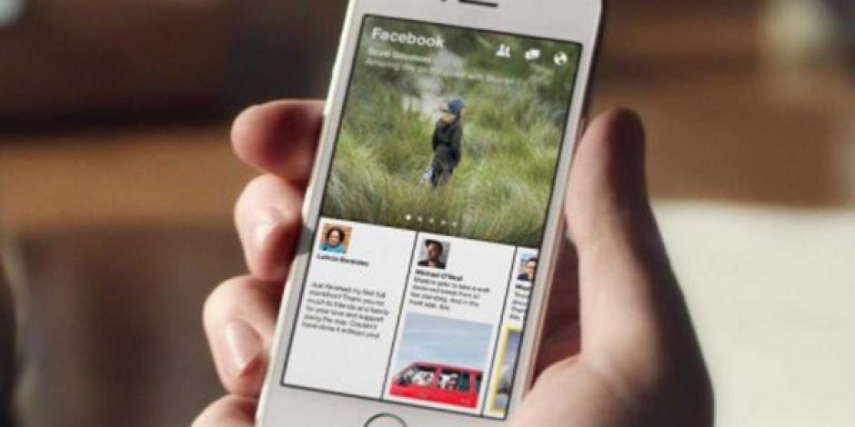 Facebook'un Paper Uygulamasında Günde Ortalama 80 Haber Okunuyor