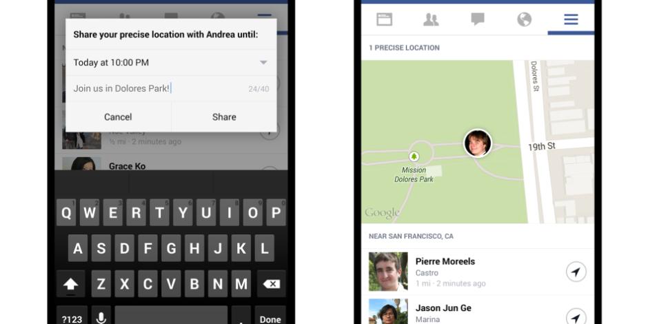 """Facebook """"Yakındaki Arkadaşlar"""" Özelliğiyle Kullanıcı Etkileşimini Dışarıya Taşıyor"""