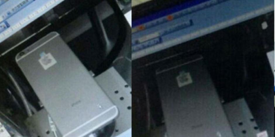 iPhone 6'nın Üretim Görüntüleri Foxconn'dan Sızdırıldı
