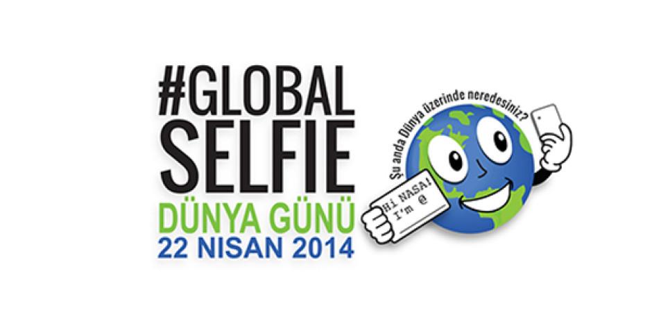 NASA, Dünya Günü'nü #GlobalSelfie İle Kutluyor