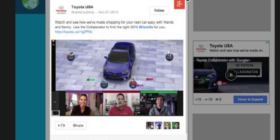 """Google+, İçerikleri Reklama Dönüştüren """"+Post"""" Özelliğini Kullanıma Sundu"""