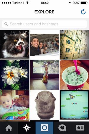 instagram-kesfet