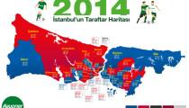 Bilyoner'den Galatasaray – Fenerbahçe Rekabetinin İstanbul Haritası